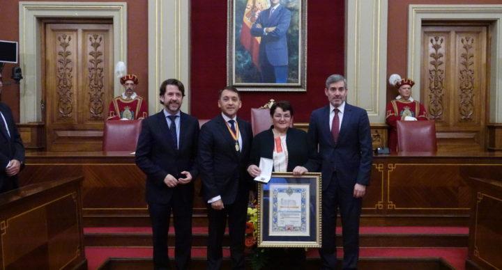 Santa Cruz concede al Mercado su Medalla de Oro en coincidencia con su 75 aniversario