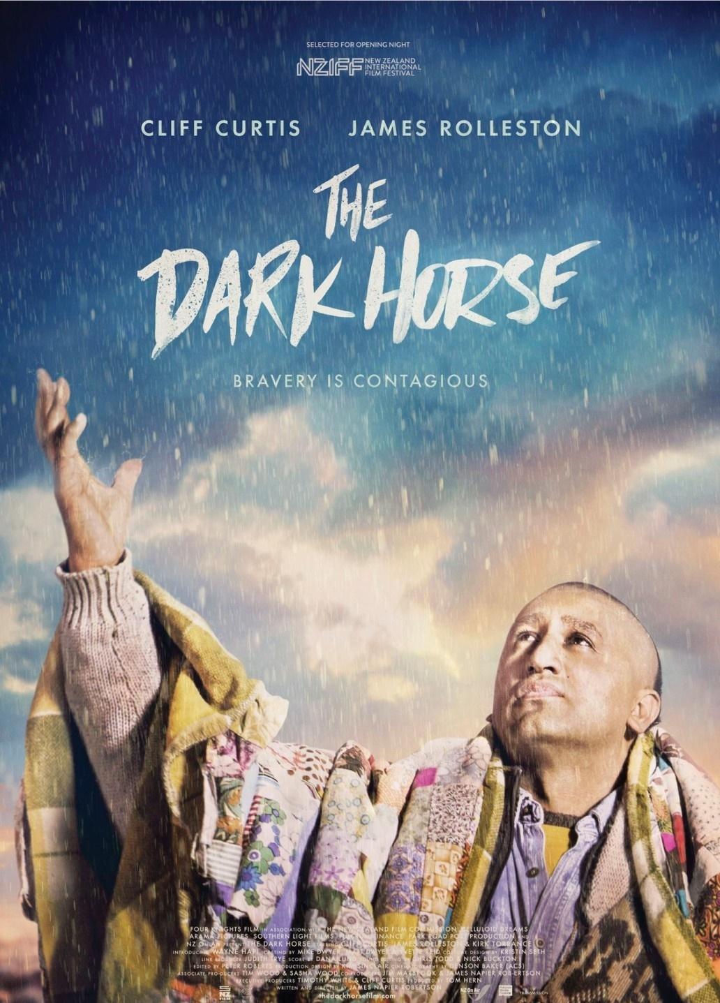 """El filme """"The dark horse"""" se exhibe en el marco del ciclo de cine neozelandés organizado por la Fundación Cristino de Vera-Espacio Cultural CajaCanarias y la Embajada de Nueva Zelanda en España"""