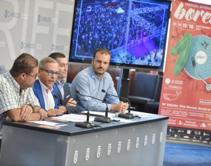 El Cabildo acoge la presentación de la décima edición del Festival Boreal