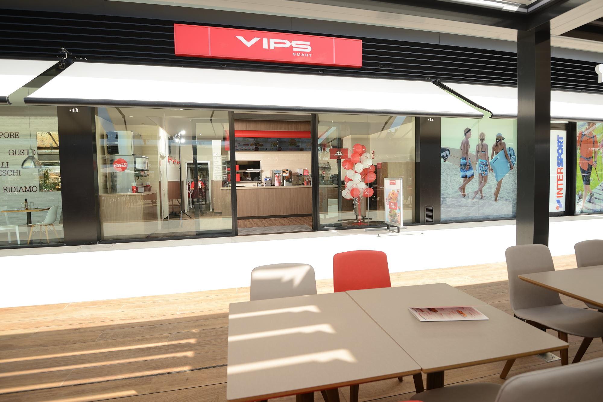 Ginos, VIPS Smart y Starbucks abren sus puertas en Parque Santiago 6