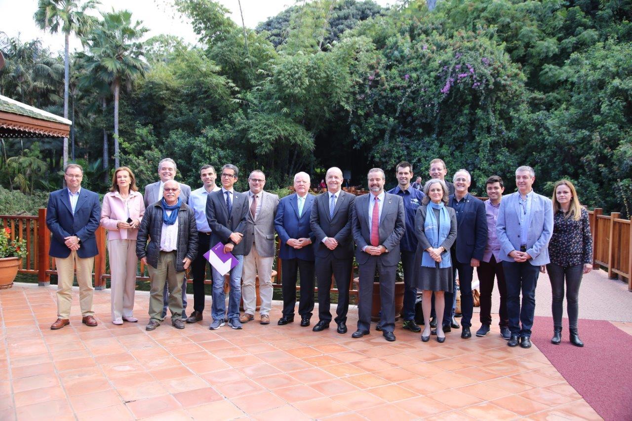 Loro Parque Fundación y las universidades canarias  arrancan el proyecto 'CanBio'