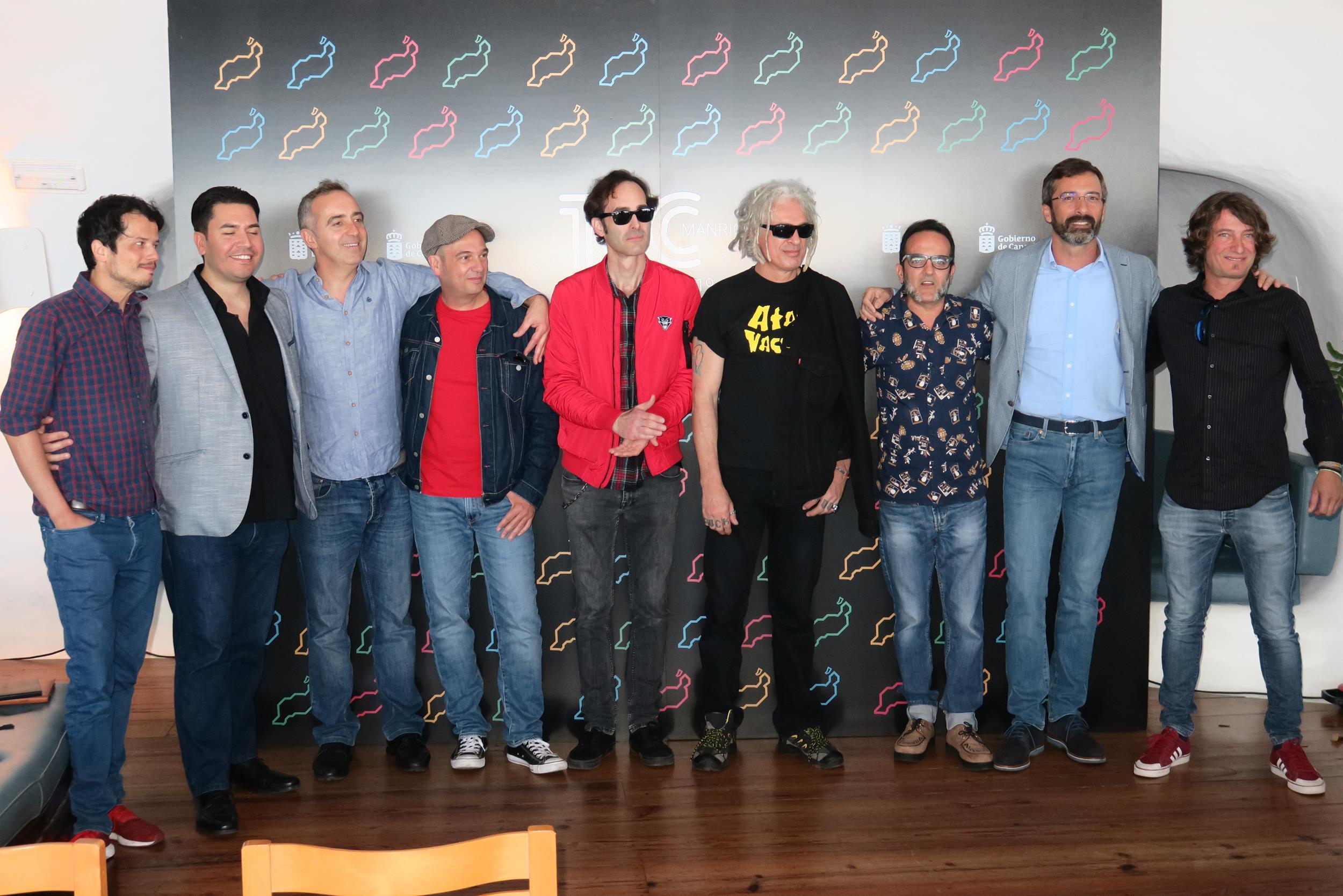 'Escenario Manrique' acogerá más de una veintena de espectáculos y conciertos en once días para conmemorar el centenario del nacimiento de César